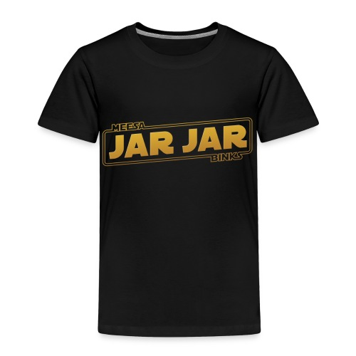 Toddler Jar Jar T-shirt - Toddler Premium T-Shirt