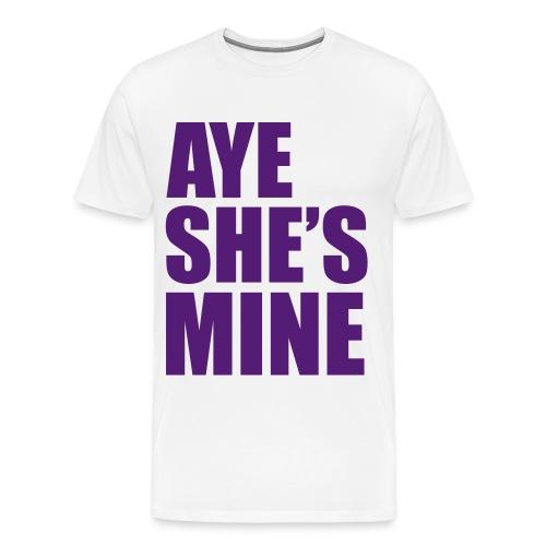 Mine - Men's Premium T-Shirt