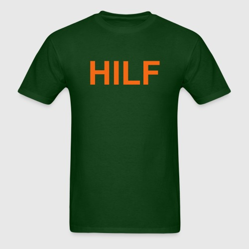 Miami (Hurricane I'd Like To *) HILF - Men's T-Shirt
