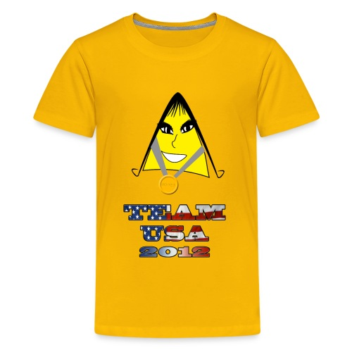 I (heart) The Olympics - Kids' Premium T-Shirt