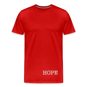 Men's Premium T-Shirt - *A portion of all proceeds will be donated to HIV/AIDS awareness