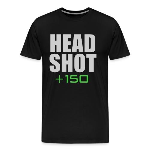 Head Shot - Men's Premium T-Shirt