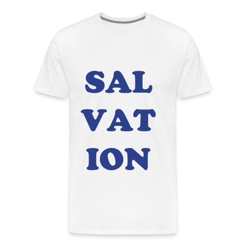salvation - Men's Premium T-Shirt
