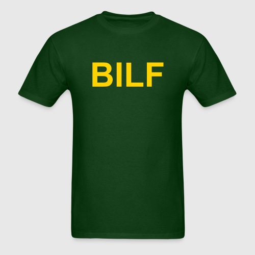 Baylor (Bear I'd Like To *) BILF - Men's T-Shirt