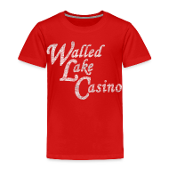 Baby & Toddler Shirts ~ Toddler Premium T-Shirt ~ Old Walled Lake Casino