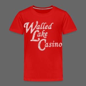 Old Walled Lake Casino - Toddler Premium T-Shirt