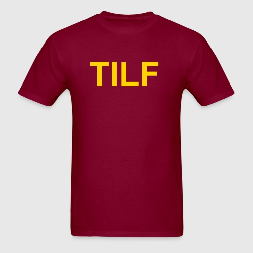 USC (Trojan I'd Like To *) TILF - Men's T-Shirt