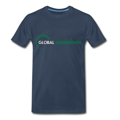 Global Inadequacy Men's Heavyweight Tshirt  - Men's Premium T-Shirt