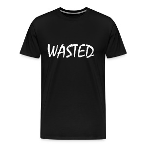 Wasted T Shirt - Men's Premium T-Shirt