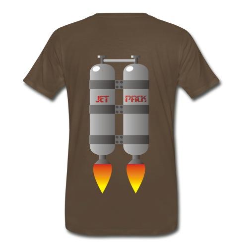 VROOM VROOM JETPACK - Men's Premium T-Shirt