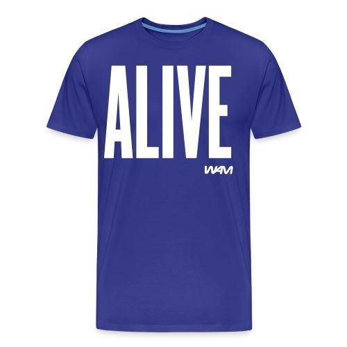 ALIVE - Men's Premium T-Shirt