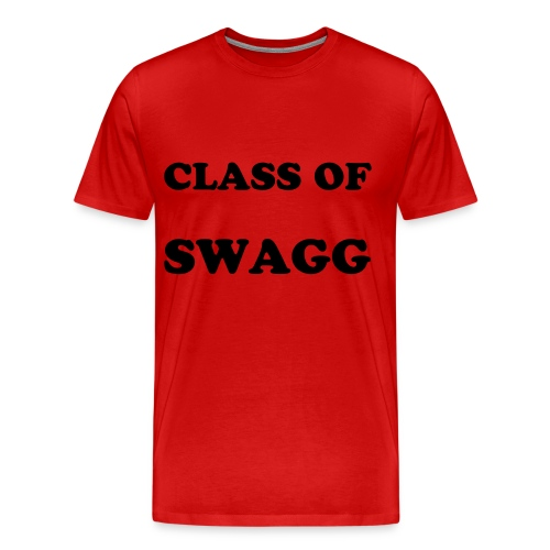 CLASS OF SWAGG - Men's Premium T-Shirt