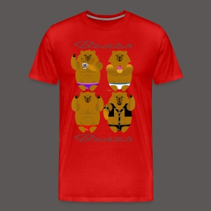 BEARS - Men's Premium T-Shirt