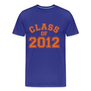 Class of 2012 T-Shirt - Men's Premium T-Shirt