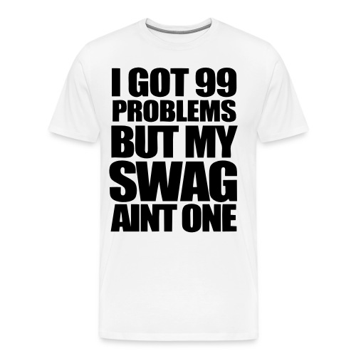 SWAG TEE - Men's Premium T-Shirt