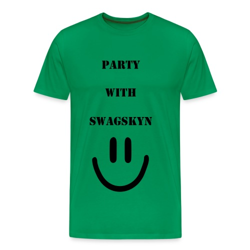 SwagSmiley  - Men's Premium T-Shirt