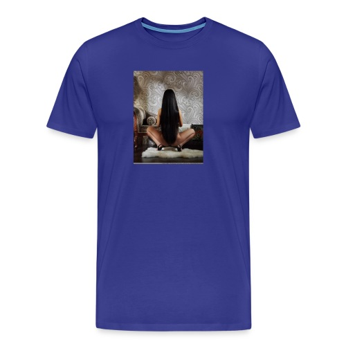 Her Hair - Men's Premium T-Shirt