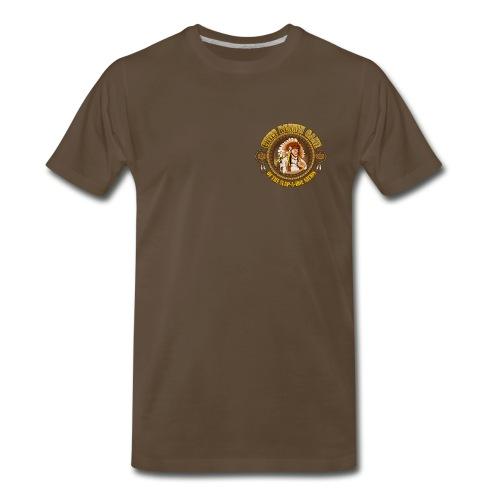 Chief Runnin Game - Men's Premium T-Shirt