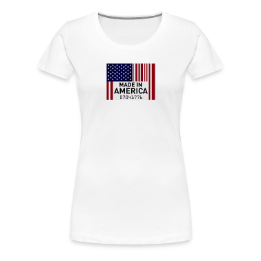 Made in America Women's T-Shirts
