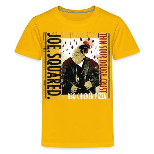 BBQ Chicken Pizza Kid's T-shirt - Kids' Premium T-Shirt