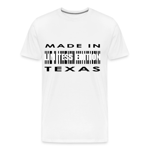 Made In Texas - Men's Premium T-Shirt