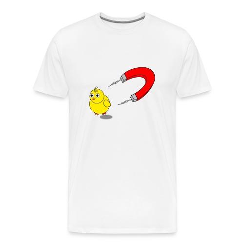 Chick Magnet tee - Men's Premium T-Shirt