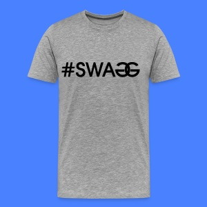 #SWAGG T-Shirts - stayflyclothing.com - Men's Premium T-Shirt