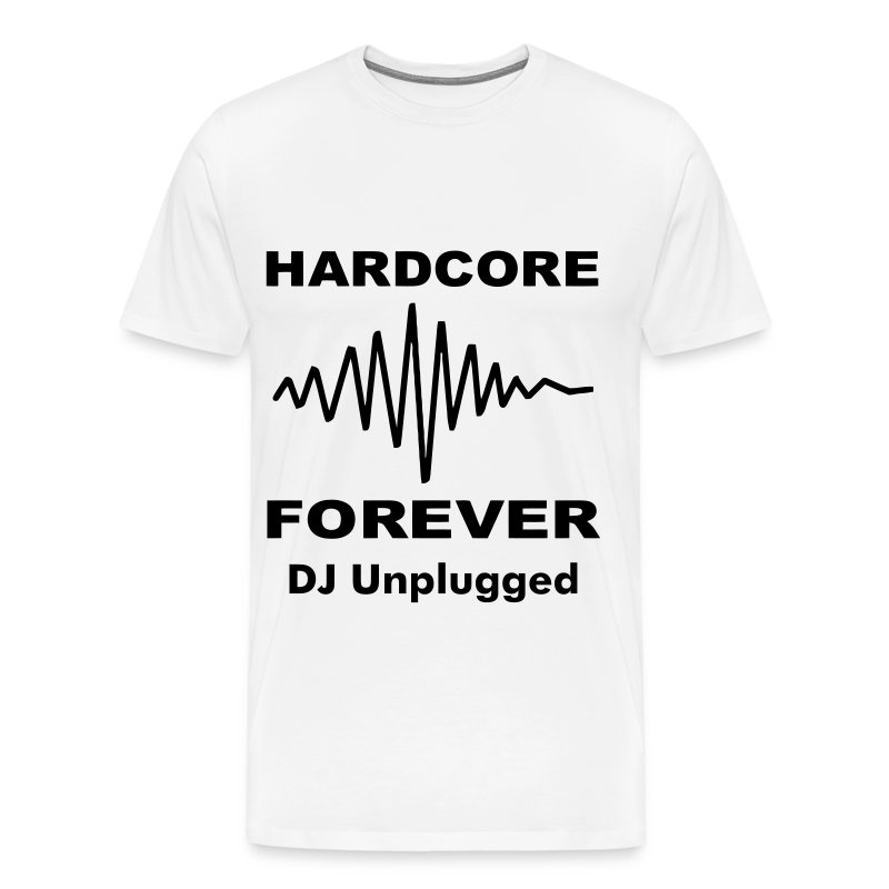 Hardcore Forever - Men's Premium T-Shirt