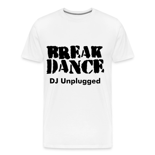 BREAK DANCE GRAFFITI style - Men's Premium T-Shirt