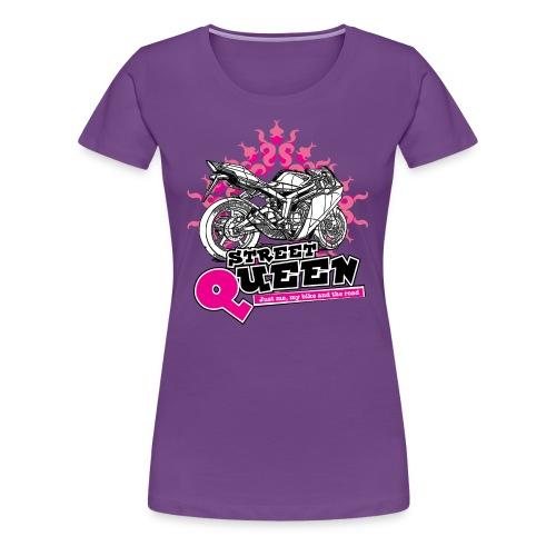 Streen Queen - Women's Premium T-Shirt