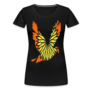 Bird - Women's Premium T-Shirt