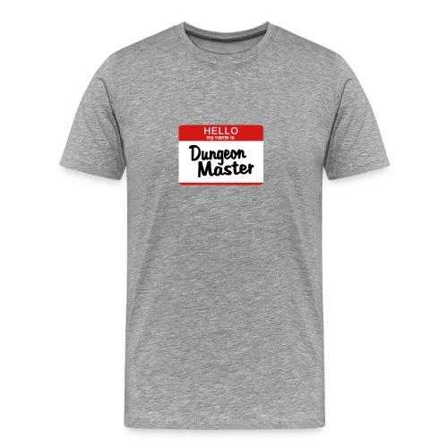 Dungeon Master - Men's Premium T-Shirt