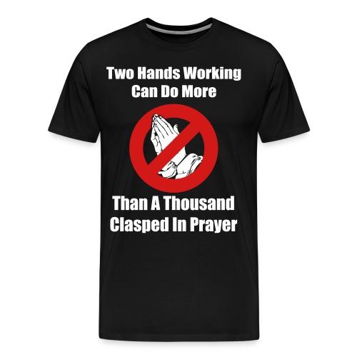 Men's 3XL & 4XL Shirt - Men's Premium T-Shirt
