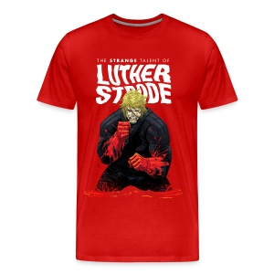 Luther Strode Bloodpool Men's 3XL & 4XL  - Men's Premium T-Shirt