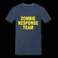 T-Shirts ~ Men's Premium T-Shirt ~ Zombie Response Team T-Shirt