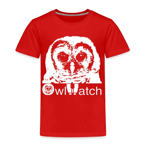 Owlet - Toddler Premium T-Shirt