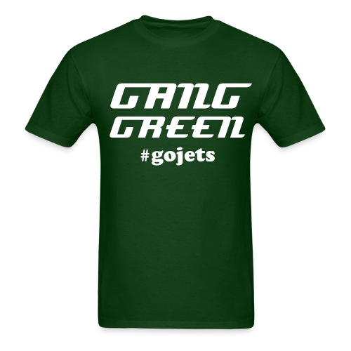Gang Green tshirt - Men's T-Shirt