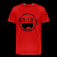 T-Shirts ~ Men's Premium T-Shirt ~ Smiling Man T