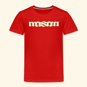 MASON POPULAR FIRST NAMES - Toddler Premium T-Shirt