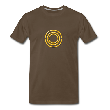 OOS - Protection Force, yellow, digital, Antares Symbol System T-Shirts