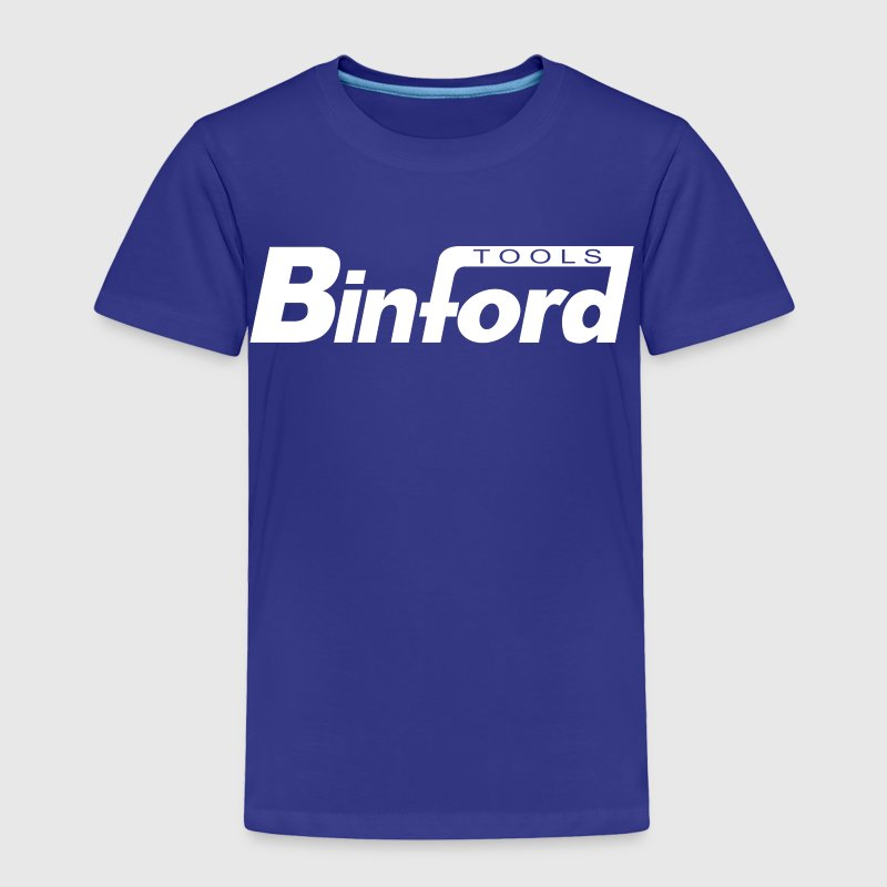 Binford Tools (home improvement) Toddler Shirts - Toddler Premium T-Shirt