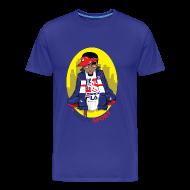 T-Shirts ~ Men's Premium T-Shirt ~ FILA STEEZ