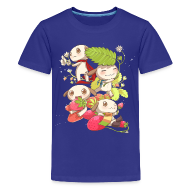 Kids' Shirts ~ Kids' Premium T-Shirt ~ BerryPups Kids Shirt
