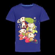Baby & Toddler Shirts ~ Toddler Premium T-Shirt ~ BerryPups Kids Toddler Shirt