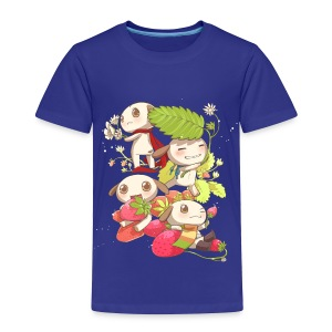 BerryPups Kids Toddler Shirt - Toddler Premium T-Shirt