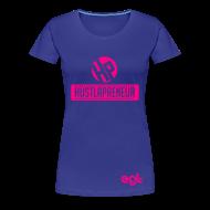 Women's T-Shirts ~ Women's Premium T-Shirt ~ Womens- Hustlapreneur