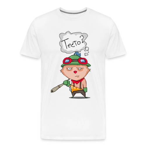 Teeto? - Men's Premium T-Shirt