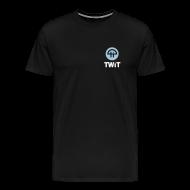 T-Shirts ~ Men's Premium T-Shirt ~ Men's Single-Sided 3-Color Tee (Heavy Weight) 3XL & 4XL