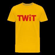 T-Shirts ~ Men's Premium T-Shirt ~ Men's Single Color Single-Sided Shirt
