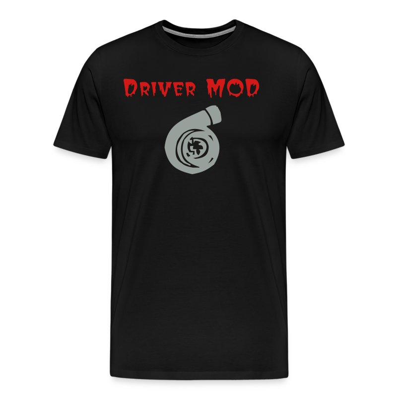 Driver Mod (Boost Master series) - Men's Premium T-Shirt